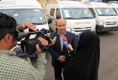 مراجعه 359 نفر به بیمارستان های جنوب غرب خوزستان در سه روز گرد و غبار