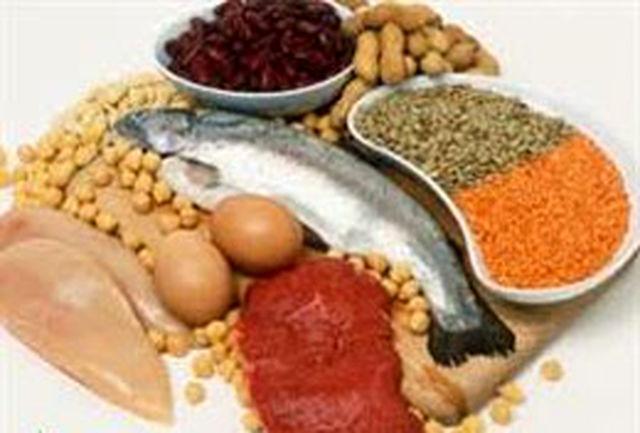 مصرف ناكافی گروه گوشت و حبوبات رشد مغزی و فیزیکی کودکان را كند میكند