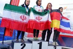 کسب مدال طلا توسط بانوان همدانی در مسابقات جهانی پیوند اعضا