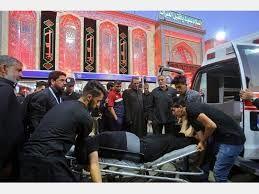 انتقال پیکر زائر جانباخته مشهدی در کربلا به ایران