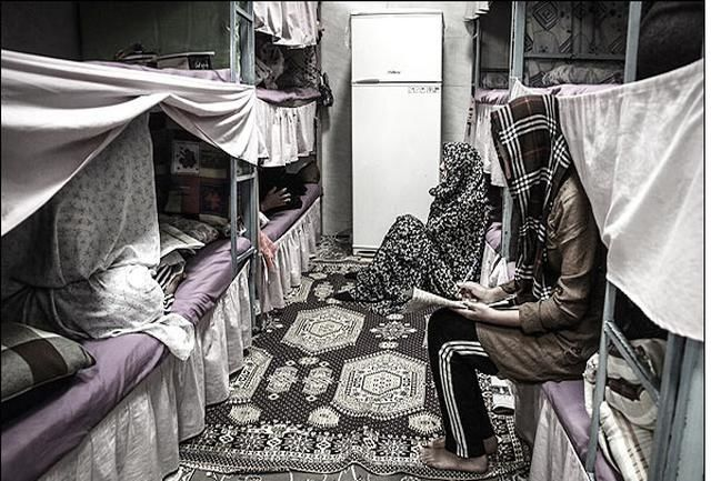 خیر ناشناس 13 زندانی زن را آزاد کرد