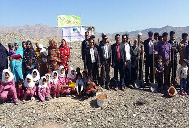 جذب 1000 همیار طبیعت دانش آموزی در شهرستان حاجی آباد