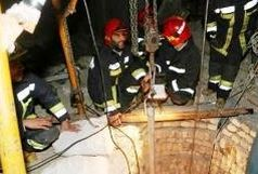 سقوط پدر و پسر در چاه و مرگ پسر جوان در زنجان