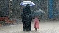 بارش باران در ۱۰ شهرستان خراسان رضوی