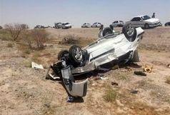 10 زایر در محور آبادان - ماهشهر کشته و مصدوم شدند/اسامی مصدومان