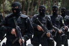 سربازان گمنام و مخلص امنیت آفرین ایران
