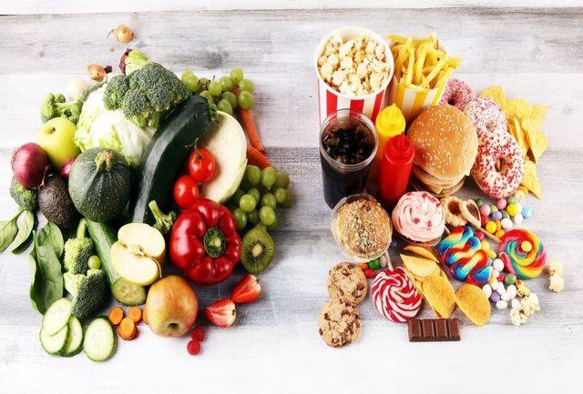 10 عادت غذایی اشتباه در خانمها