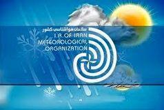 فردا یخبندان و دمای زیر صفر در ۲۶ مرکز استان کشور / آلودگی مجدد هوای کلانشهرها از ۱۷ دیماه