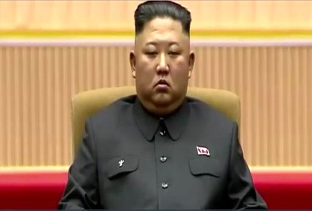 چرت زدن رهبر کره شمالی جنجالی شد