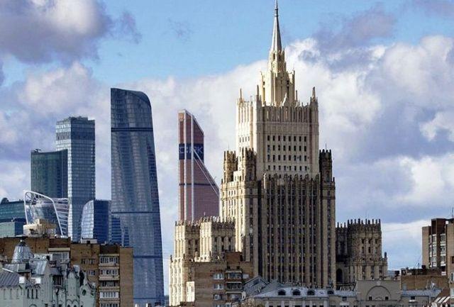 روسیه: به تحریمهای آمریکا و کانادا واکنش نشان می دهیم