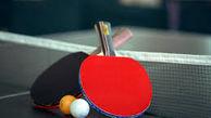 دبیر فدراسیون تنیس روی میز از استعفا منصرف شد