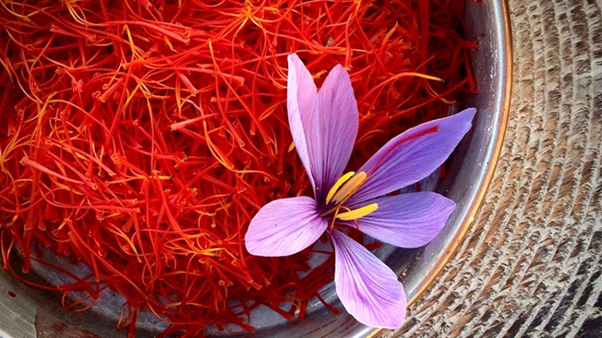 صادرات 53 درصدی زعفران در بهار 1400