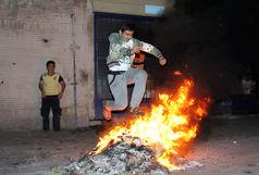 توصیه و هشدار  پلیس فارس به شهروندان در آستانه چهارشنبه آخر سال