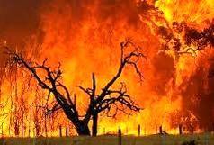 حجم عمده آتش سوزی کوه حاتم در خوزستان نیست/ اعزام بیش از 90 نیرو برای همکاری
