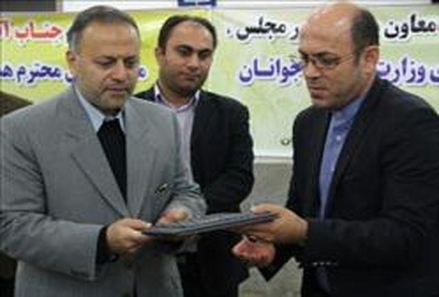 سعادتمند بعنوان مدیرکل ورزش و جوانان مازندران منصوب شد