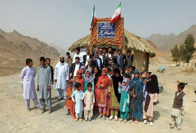 ساخت 120 مدرسه توپی در استان سیستان و بلوچستان