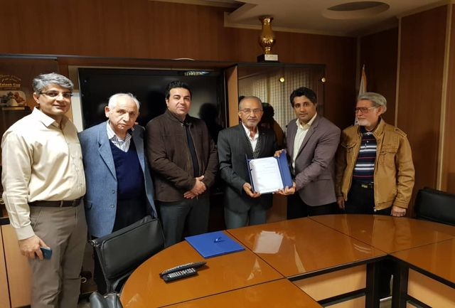 اردلان به عنوان مشاور روابط بینالملل رییس فدراسیون بوکس انتخاب شد