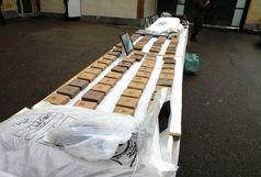 یک تن و ۹۰ کیلوگرم موادمخدر در نیکشهر کشف شد