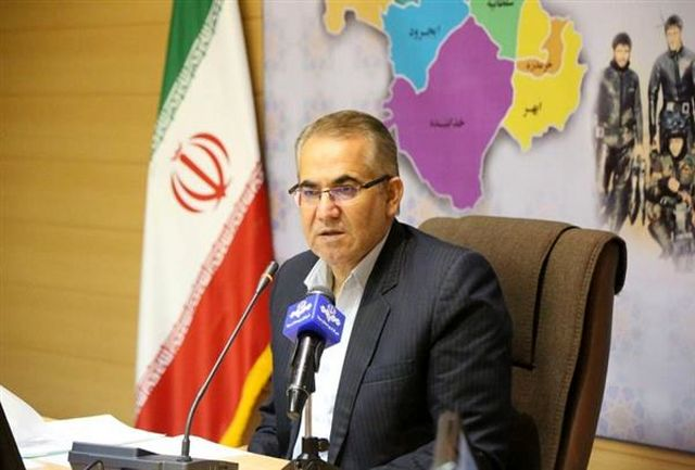 استاندار زنجان:کلی گویی درباره طرح ها مشکل ساز می شود