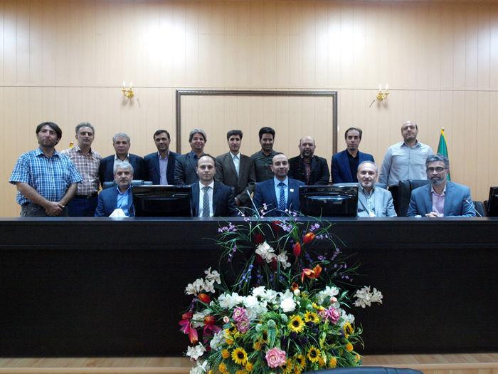 فرآیندهای سازمان ممیزی داخلی سیستمهای مدیریتی در شرکت گاز استان زنجان اجرا شد