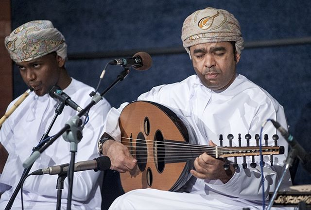 روز فرهنگی عمان در خانه هنرمندان ایران برگزار شد