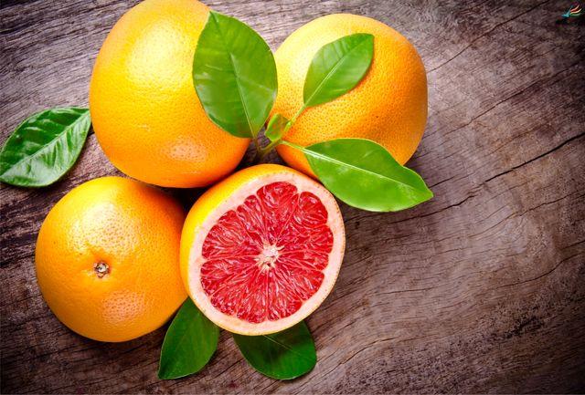 خواص میوه های زمستانی/گریپ فروت