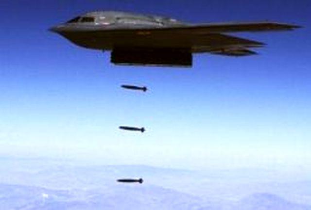 بمباران اتمی لیبی فاش شد