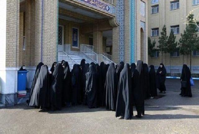 استان سمنان دارای ۱۲ مدرسه علمیه خواهران است