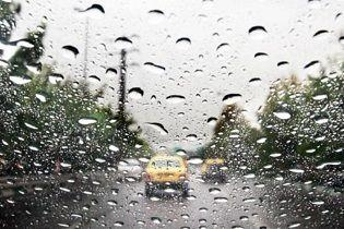 بارش ها تا روز یکشنبه در اصفهان ادامه دارد