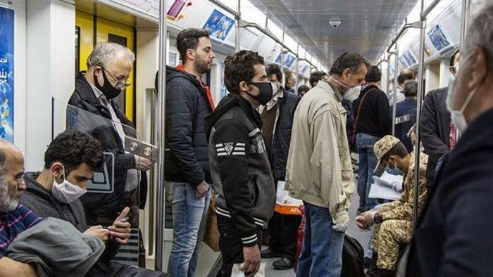 ۹۰ نفر از کارکنان مترو تهران به کرونا مبتلا شدند