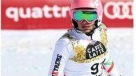 حضور نخستین زن اسکی باز ایران در مانش دوم رقابت های قهرمانی جهانی