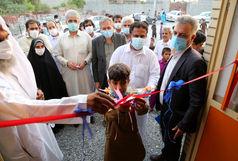 دومین مدرسه اتاق بازرگانی کرمان در سیستان و بلوچستان افتتاح شد