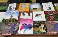 270 جلد کتاب به روستای سرتشنیز چهارمحال و بختیاری رفت/ تجهیز کتابخانههای مناطق محروم با همت خیرین و شهروندان