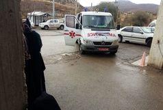 مسمومیت ۴۸ مسافر اتوبوس با گاز منوکسیدکربن در امامزاده مختار(ع)