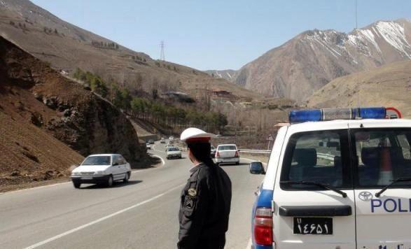 آخرین وضعیت ترافیک جادههای کشور