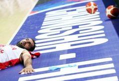 حدادی: با مصدومیت مقابل فیلیپین به زمین مسابقه رفتم