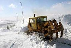 برف راه ارتباطی 60 روستا را قطع کرد
