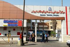 دودگرفتگی در بخش اورژانس بیمارستان ابوذر اهواز/ بیماران به بخش دیگری منتقل شدند