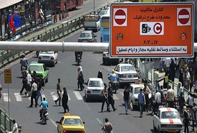 جزئیات محدودیت ترافیکی در میدان امام حسین