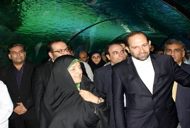 تونل آکواریوم اصفهان یک کار آموزشی و فرهنگی است
