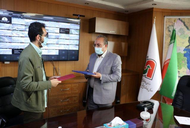 امضای تفاهمنامهای برای احداث ۳۰ کیلومتر از راههای روستایی چالدران