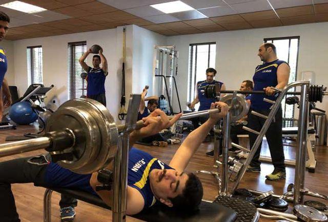 تمرینات کلاس بازیکنان جدید تایید شد