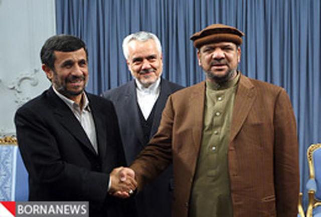 معاون اول رییس جمهور افغانستان تهران را ترک کرد