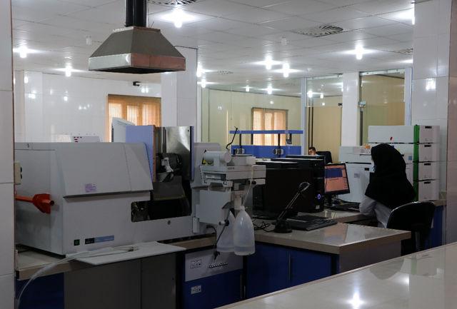 افتتاح آزمایشگاه مرجع فرآوردههای نفت و مشتقات گازی قشم