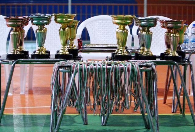 بوکان قهرمان مسابقات کونگ فوتوآی نوجوانان آذربایجان غربی