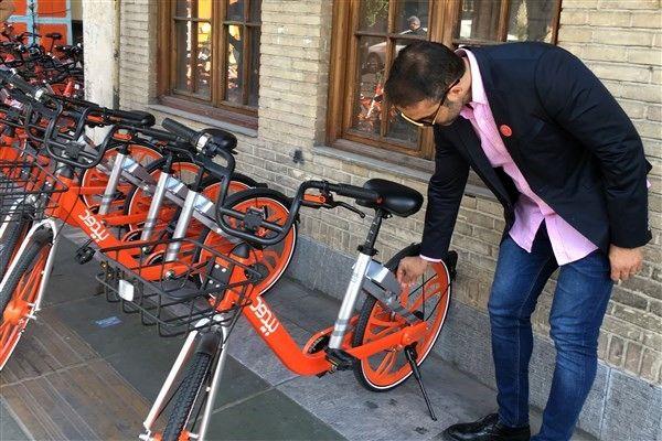طرح دوچرخه اشتراکی در ۲۰ نقطه شهر یزد اجرایی می شود