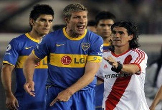مارتین پالرمو بالاخره فوتبال را کنار می گذارد