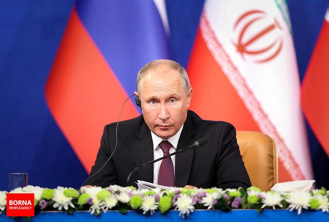 پوتین خواستار حفظ توافق هستهای شد