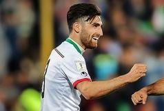 امیدوارم با تیم ملی ایران به قهرمانی جام ملتهای آسیا دست پیدا کنم