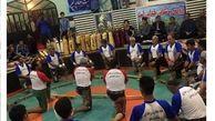 نبود امکانات سدی استوار بر سر راه ورزش های زورخانه ای در سیستان